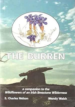 The Burren - a Companion to the: Nelson, E. Charles