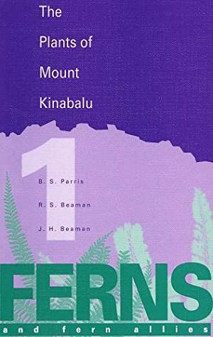 The Plants of Mount Kinabalu. Volume 1 - Ferns and Fern Allies