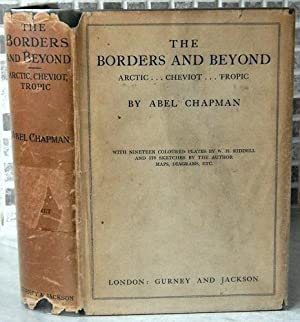 The Borders and Beyond - Arctic-Cheviot-Tropic (Richard Fitter's copy)