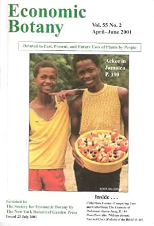 Those That Do Not Smile Will Kill Me : The Ethnobotany of the Ackee in Jamaica [Special Report in...
