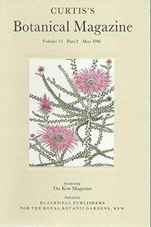 Curtis's Botanical Magazine Volume 13 Part 2: Du Puy, Blaise;