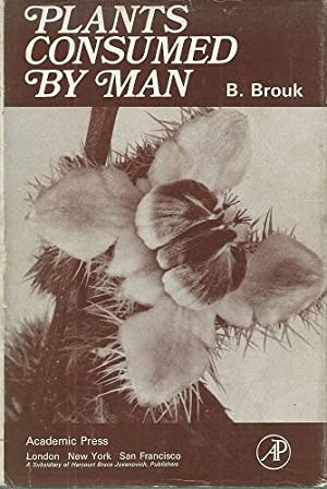 Plants Consumed by Man [Alan Davidson's copy]