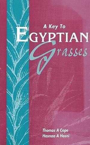 A Key to Egyptian Grasses: Cope, Thomas A.