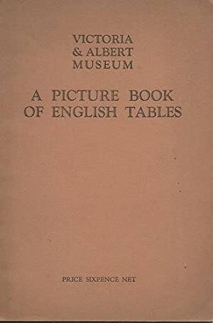 A Picture Book of English Tables