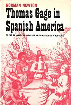 Thomas Gage in Spanish America