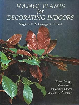 Foliage Plants for Decorating Indoors - plants, design, maintenance for homes, offices and interi...