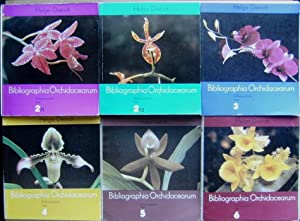 Bibliographia Orchidacearum. Volumes 2 - 6 (in six parts)