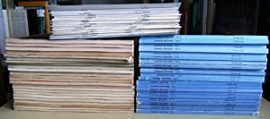 Journal of the Garden History Society, Volumes 1 - 19 complete