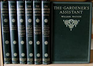 The Gardener's Assistant (6 volumes): Thompson, Robert (edited