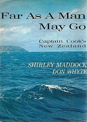 Far as Man May Go - Captain: Maddock, Shirley &