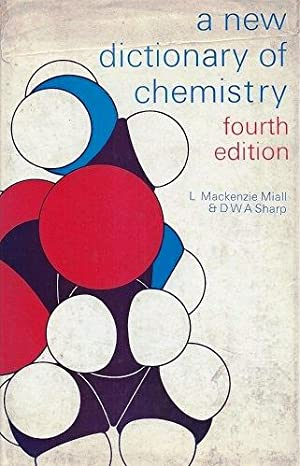 A New Dictionary of Chemistry