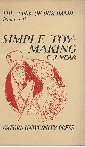 Simple ToyMaking (The Work of our Hands series) {Toy Making}
