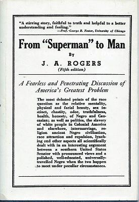 "From ""Superman"" to Man: Rogers, J.A."