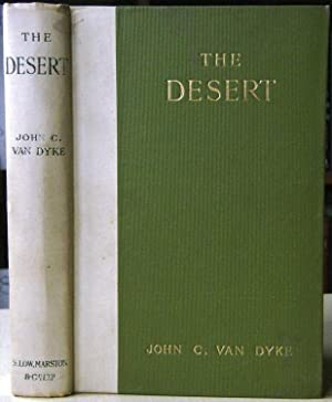 The Desert - Further Studies in Natural Appearances