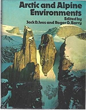 Arctic and Alpine Environments