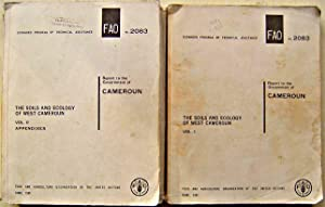 Report to the Government of Cameroun on the Soils and Ecology of West Cameroun. (A broad reconnai...