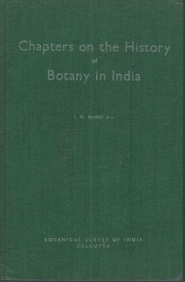Chapters on the History of Botany in India