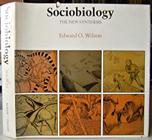 Sociobiology - The New Synthesis [Richard Fitter's copy]