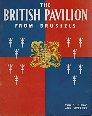 The British Pavilion from Brussels, exhibited at The Daily Mail Ideal Home Exhibition, Olympia, L...