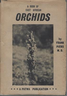 A Book of East African Orchids