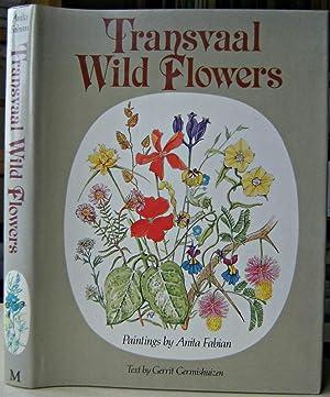 Transvaal Wild Flowers: Germishuizen, Gerrit.