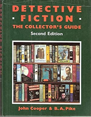 Detective Fiction - the collector's Guide
