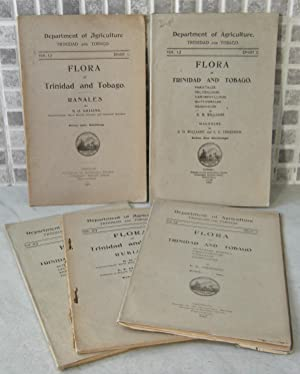 Flora of Trinidad and Tobago - Volume: Williams, R.O. &