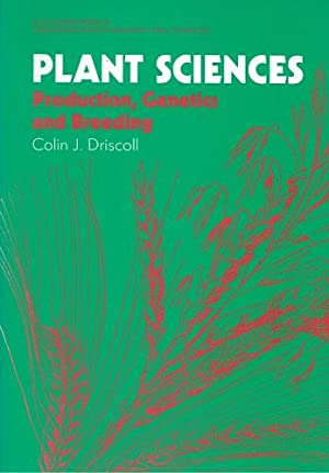 Plant Sciences; production, genetics and breeding