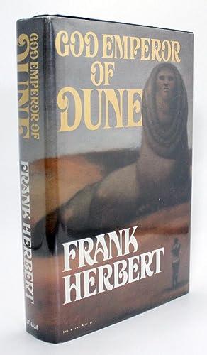 God Emperor of Dune: Frank Herbert