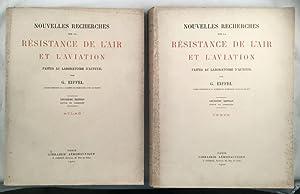 Nouvelles Recherches Expérimentales Sur La Résistance de: EIFFEL GUSTAVE (1832-1923)