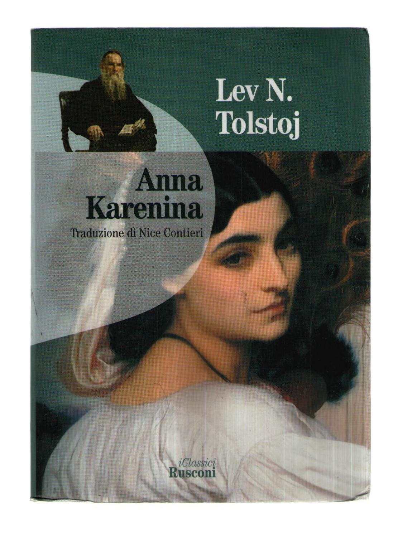 Anna Karenina - Tolstoj, Lev - Contieri, N.