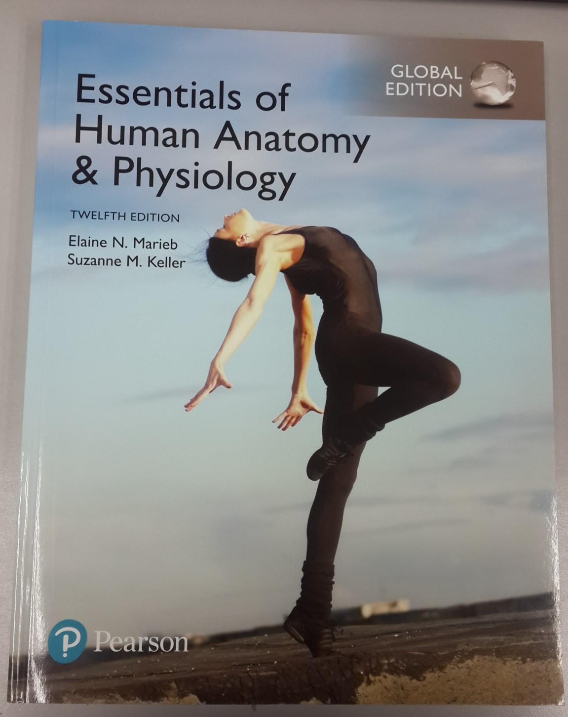 9780134395326: Essentials of Human Anatomy & Physiology (12th ...