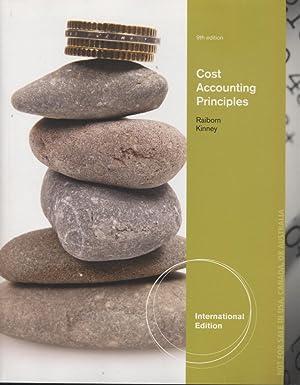 Cost Accounting, 9th International Edition (ISBN-13:9781111972103): Kinney, Michael R.