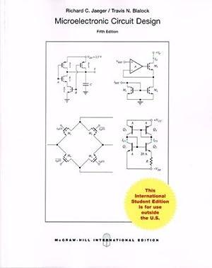 Microelectronic Circuit Design ( 5th International Edition: Jaeger, Richard; Blalock,