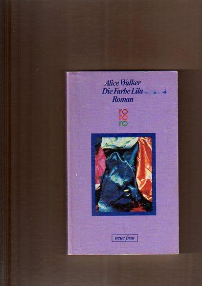 Die farbe lila roman von walker zvab for Die farbe lila