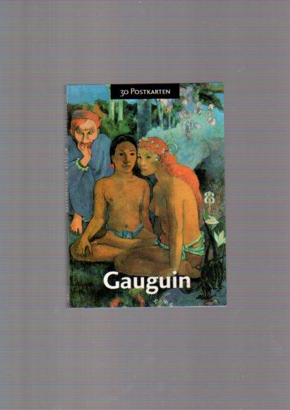 30 Postkarten: Gauguin, Paul: