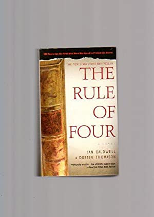 The Rule of Four.: Caldwell, Ian and