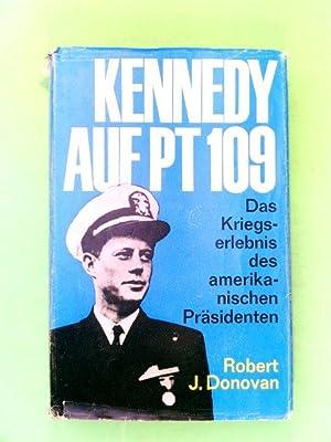 Kennedy auf PT 109, Bücherbund, Das Kriegserlebnis: Donovan, Robert J.