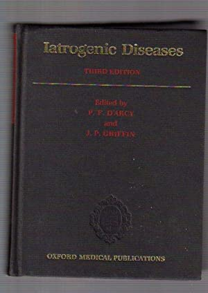Iatrogenic Diseases (Oxford Medical Publications)