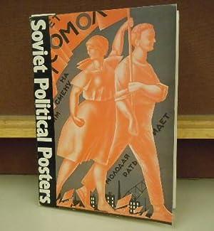 Soviet Political Posters: Gleb Pavlov