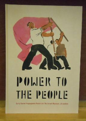 Power To The People : Early Soviet: Alex Ward, editor