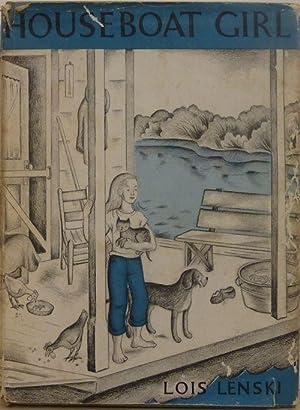 Houseboat Girl: Lenski, Lois