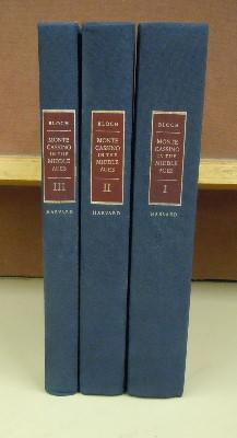 Monte Cassino in the Middle Ages - 3 volume set: Herbert Bloch