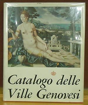 Le Ville Genovesi = Catalogo dell Ville Genovesi: Comune di Genova