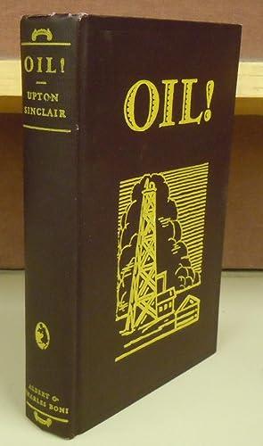 Oil!: Upton Sinclair