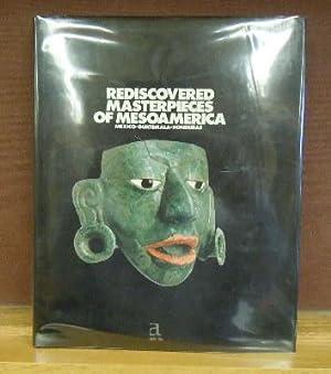 Rediscovered Masterpieces of Mesoamerica, Mexico-Guatemala-Honduras: Gerald Berjonneau and