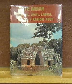 Arte Maya : Uxmal, Sayil, Labna, Kabah y Region Puuc: Alfredo Barrera Vazquez et al.