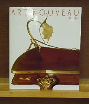 Art Nouveau, 1890-1914: Paul Greenhalgh, editor