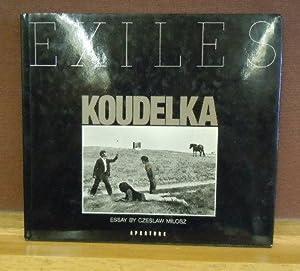 Exiles: Josef Koudelka ;