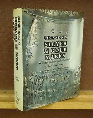 Jackson's Silver & Gold Marks of England, Scotland & Ireland: Ian Pickford, editor